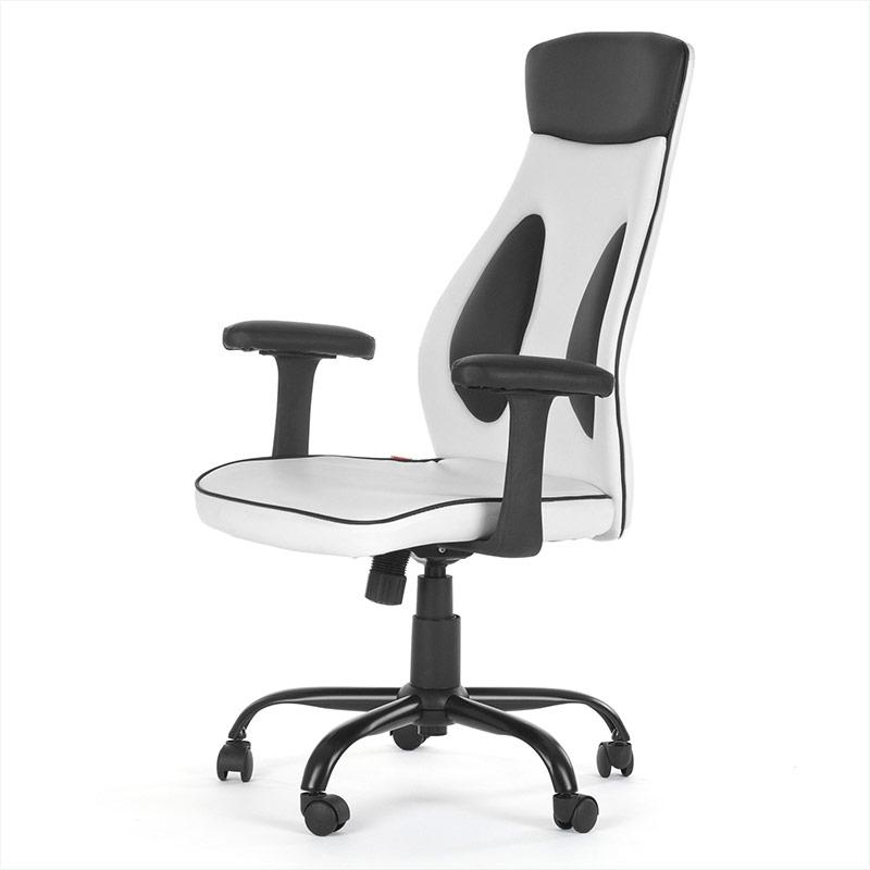 Chefsessel-Schreibtischstuhl-Drehstuhl-Design-Kunstleder-Stuhl-10