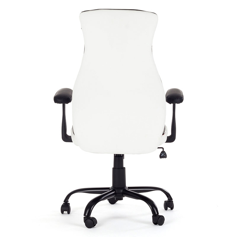 Chefsessel-Schreibtischstuhl-Drehstuhl-Design-Kunstleder-Stuhl-7