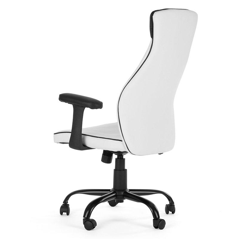 Chefsessel-Schreibtischstuhl-Drehstuhl-Design-Kunstleder-Stuhl-8