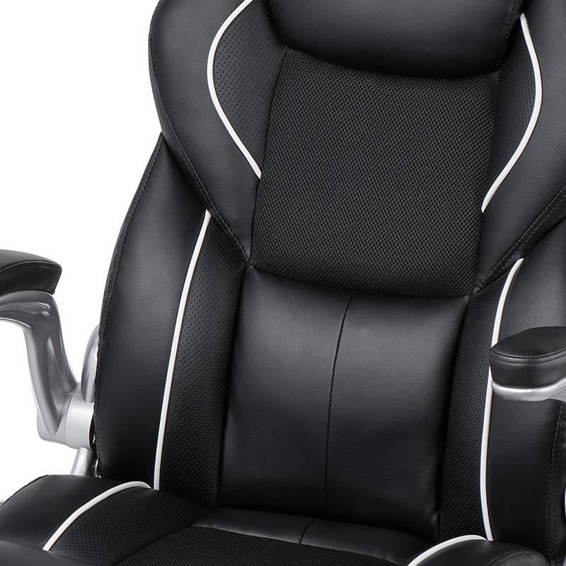 Chefsessel-Schreibtischstuhl-Drehstuhl-Design-Kunstleder-Stuhl-Schwarz-my-sit-1