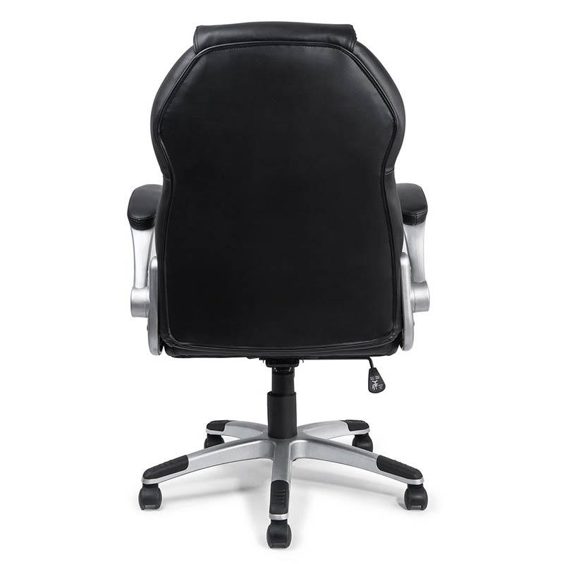 Chefsessel-Schreibtischstuhl-Drehstuhl-Design-Kunstleder-Stuhl-Schwarz-my-sit-6