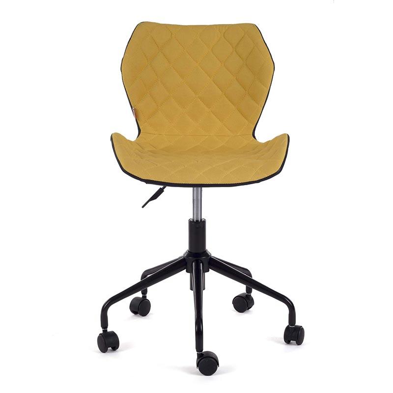 Ino-Arbeitshocker-Drehstuhl-Burostuhl-Arbeitsstuhl-Drehocker-my-sit-gelb