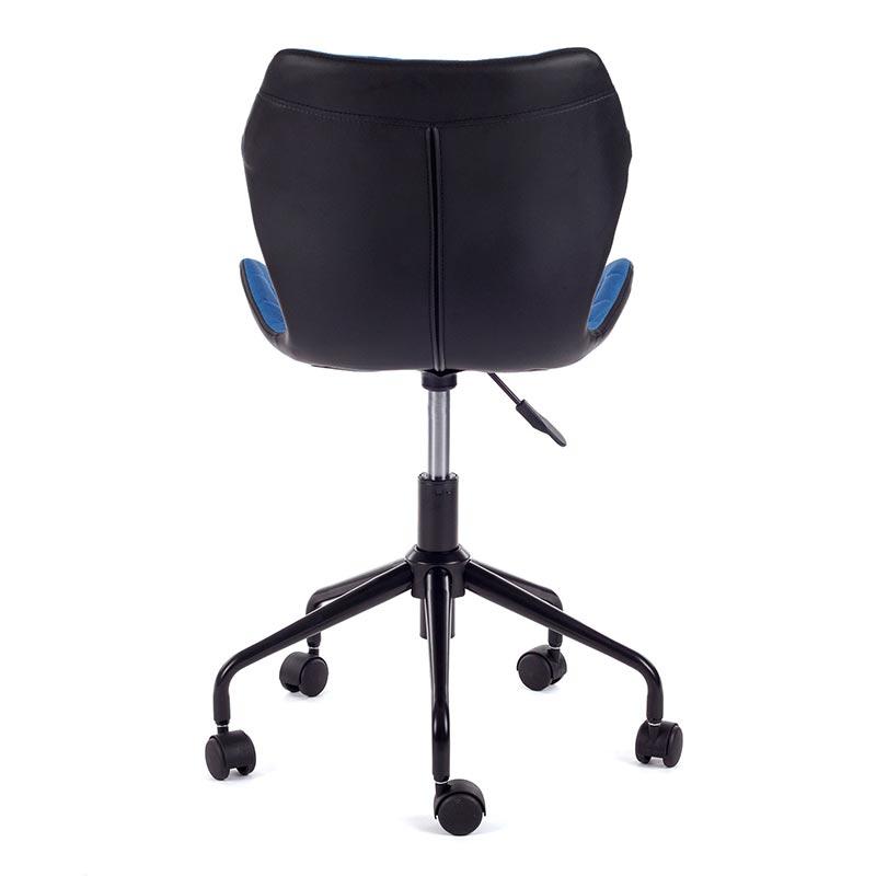 Rollhocker-Arbeitshocker-Drehstuhl-Burostuhl-Arbeitsstuhl-Drehocker-my-sit-blaut