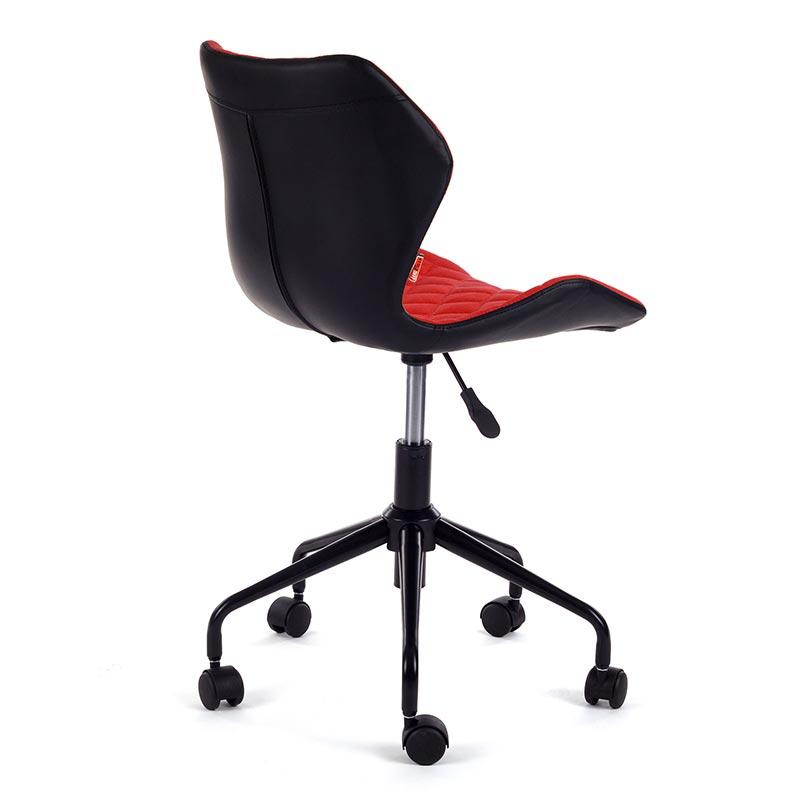 Rollhocker-Arbeitshocker-Drehstuhl-Burostuhl-Arbeitsstuhl-Drehocker-my-sit-rot