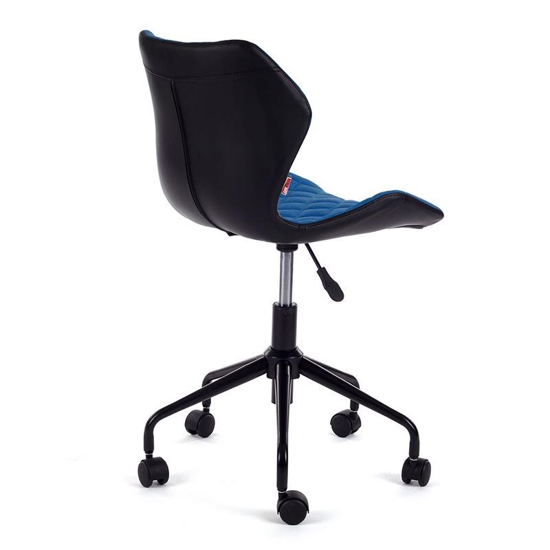 Rollhocker-Drehstuhl-Burostuhl-Arbeitsstuhl-Drehocker-my-sit-blau