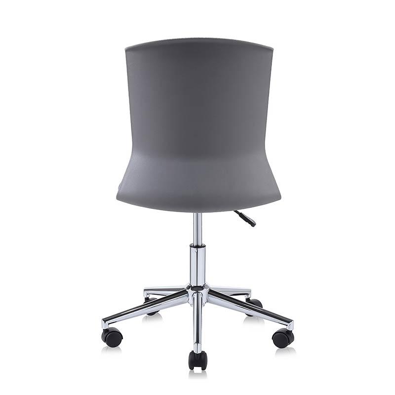 neo-my-sitChefsessel-Schreibtischstuhl-Drehstuhl-Design-Stoff-Stuhl-grau